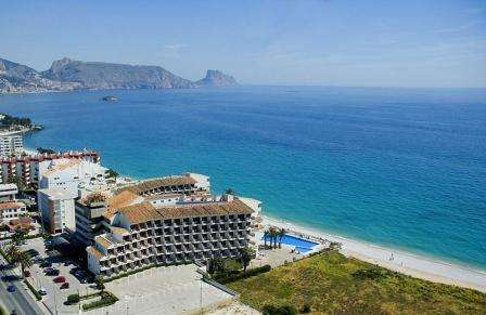 Sejur Costa Blanca septembrie, bilet de avion si hotel inclus