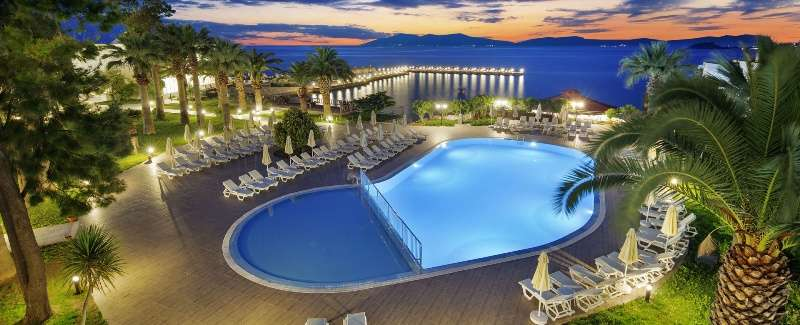 Sejur avion Kusadasi Turcia 2018 oferta PINE BAY HOLIDAY RESORT HOTEL 5*