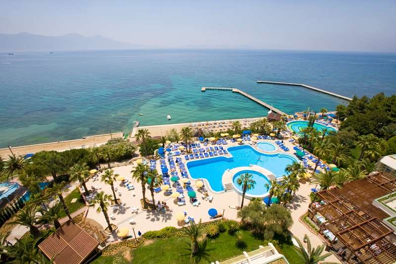Sejur avion Kusadasi Turcia 2017 oferta PINE BAY HOLIDAY RESORT HOTEL  5*
