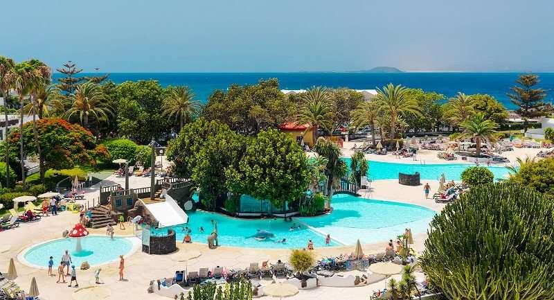 Sejur Insulele Canare Lanzarote august, bilet de avion si hotel inclus