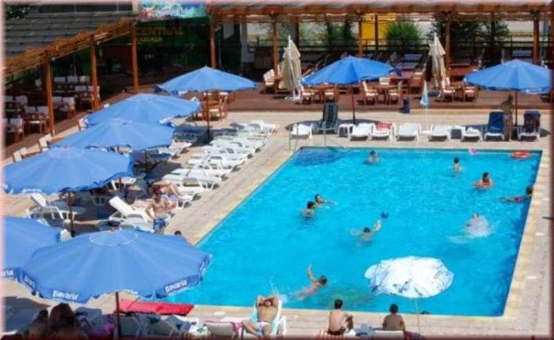 Sejur litoral Romania Hotel Central 3* inscrieri timpurii