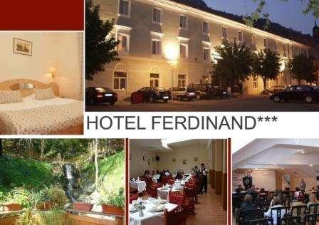 Craciun 2018 Baile Herculane Hotel Ferdinand 3*