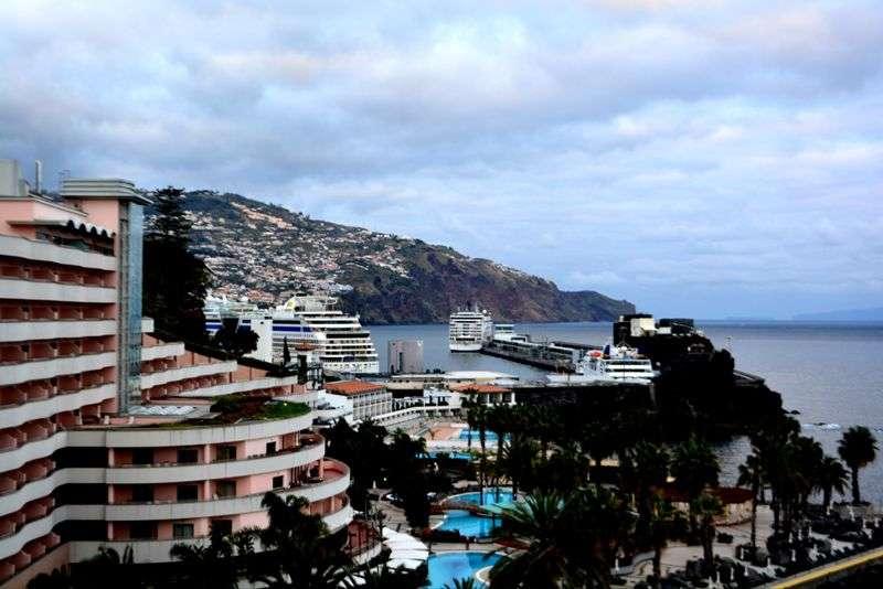 Sejur Portugalia Madeira septembrie 2017 bilet de avion si hotel inclus