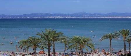 Sejur avion Spania Mallorca 2017 oferta Hotel Luna - Luna Park (+16 ani) 3*