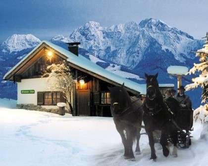 Ski Austria Gerlos Gasthof Mitterhof 3*