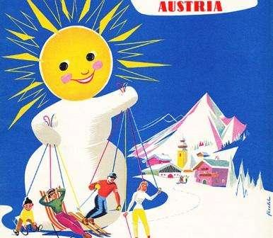 Ski Austria Hotel ALPINPARK 4* Skipass inclus