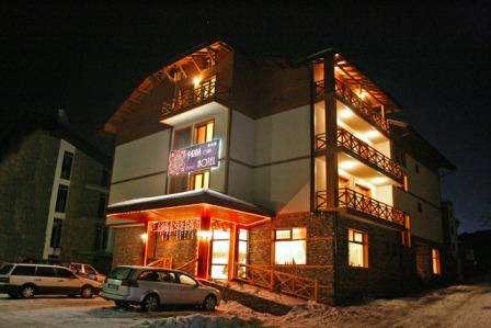 SKI Bulgaria BANSKO HOTEL IDA 3*