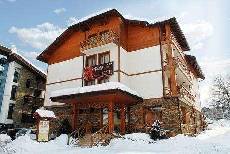 SKI Bulgaria BANSKO HOTEL RAHOFF 3*