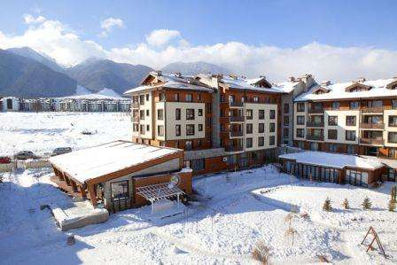 SKI Bulgaria Razlog HOTEL RAZLOG 3*