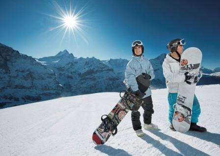 Ski Elvetia  Grindelwald ianuarie 2018 bilet de avion si hotel inclus