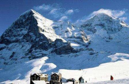 Ski Grindelwald Elvetia martie 2018 bilet de avion si hotel inclus