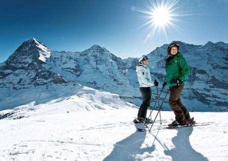 Ski Grindelwald Elvetia inceput de sezon cu bilet de avion si hotel