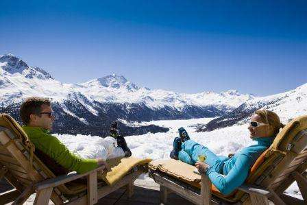Ski Elvetia St Moritz decembrie 2018 bilet de avion si hotel inclus