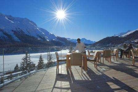 Ski Elvetia St Moritz octombrie 2018 bilet de avion si hotel inclus