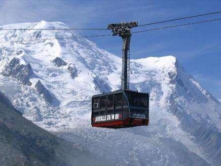 Ski Franta Chamonix in prima luna a anului