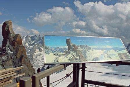 Ski Franta Chamonix luna indragostitilor bilet de avion si hotel inclus