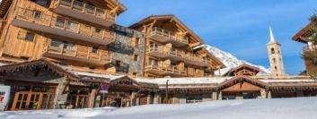 Ski Franta Paradiski La Cime des Arcs 4*