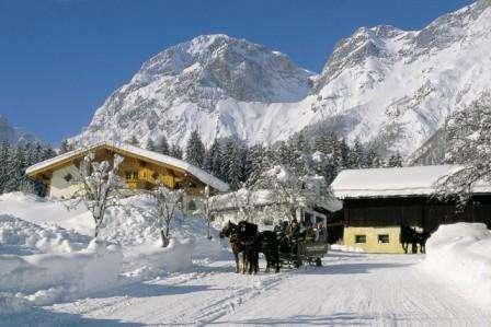 Ski in Alpi Germania - pachet complet cu avion in ianuarie 2018