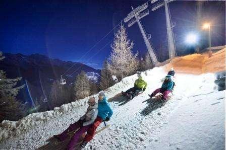 Ski in Italia - zona Cortina d'Ampezzo februarie 2018