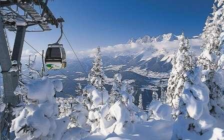 Ski Innsbruck Austria ianuarie 2018 bilet de avion si hotel inclus