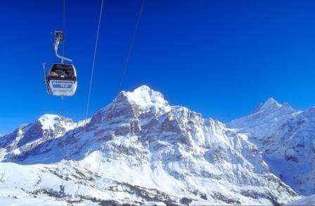Ski Interlaken Elvetia decembrie 2018 bilet de avion si hotel inclus
