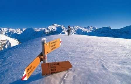 Ski Elvetia Interlaken inceput de iarna cu bilet de avion si hotel