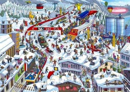Ski Kitzbuhel Austria decembrie 2017 bilet de avion si hotel inclus