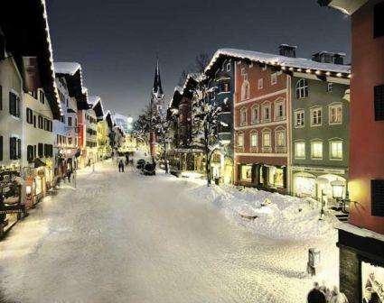 Ski Kitzbuhel Austria noiembrie 2018 bilet de avion si hotel inclus