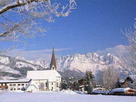 Ski Austria Kitzbuhel inceput de sezon cu bilet de avion si hotel