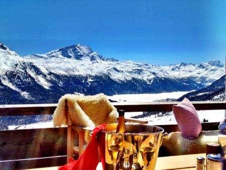 Ski St Moritz Elvetia toamna tarziu cu bilet de avion si hotel