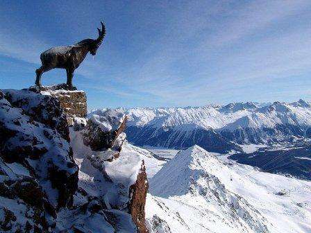 Ski St Moritz Elvetia inceput de iarna cu bilet de avion si hotel