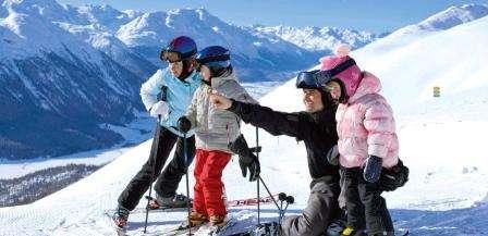 Ski St Moritz Elvetia luna indragostitilor bilet de avion si hotel inclus