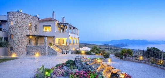 Sejur Aegina aprilie 2018 bilet de avion si hotel inclus