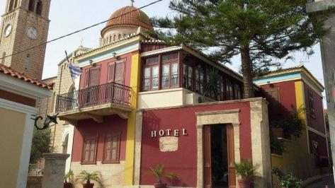 Sejur Aegina aprilie bilet de avion si hotel inclus