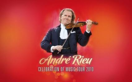 Bilet concert Andre Rieu Viena 2 iunie 2018 bilet de avion si hotel inclus