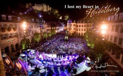 Bilet concert Andre Rieu Copenhaga 23 iunie 2018 bilet avion si hotel inclus