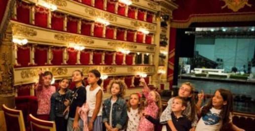 Concert Scala de Milano 9 aprilie 2018 cu hotel inclus
