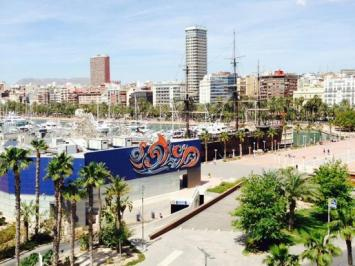 City break Alicante avion octombrie hotel inclus