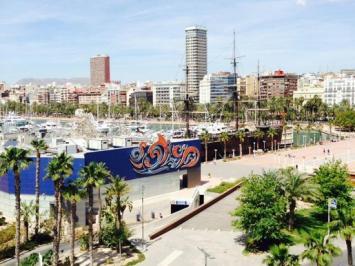 City break Alicante avion vacanta 1 mai 2018 hotel inclus