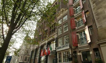 City break Amsterdam Revelion 4* 2018 bilet de avion si hotel inclus