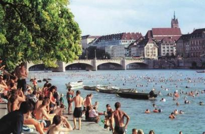 City break Basel aprilie 2018 avion si hotel inclus