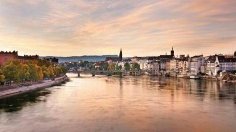 City break Basel august 2018 avion si hotel inclus