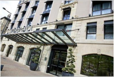 City break Bordeaux august bilet de avion si hotel inclus