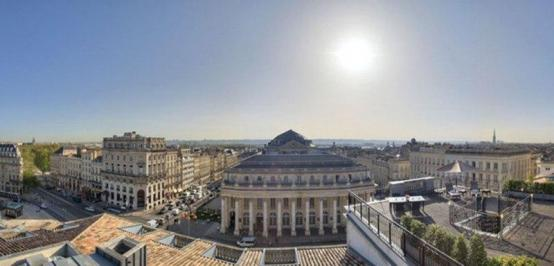 City break Bordeaux octombrie 2017  bilet de avion si hotel inclus