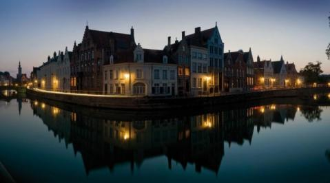 City break Bruges 1 martie 2018  bilet de avion si hotel inclus
