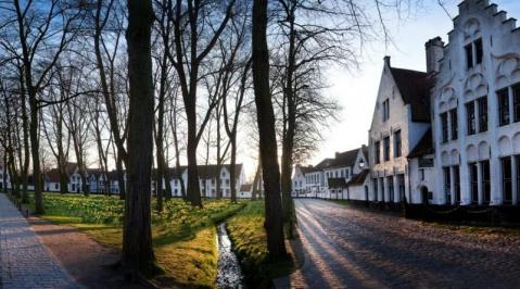 City break Bruges ianuarie 2018 bilet de avion si hotel inclus