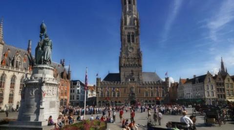 City break Bruges Piata de Craciun oferta speciala