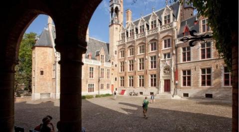 City break Bruges Revelion 5*  2018  bilet de avion si hotel inclus