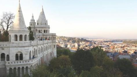 City break Budapesta Revelion 5*  2018