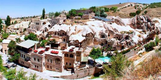 City break Cappadocia februarie 2018, bilet de avion si hotel inclus